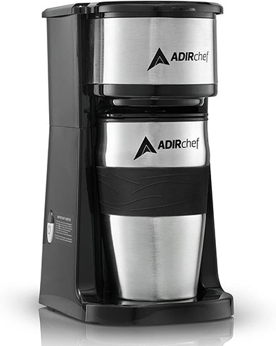 AdirChef Single Serve Coffee Maker