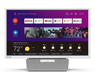 Philips 6000 Series 24 Android Kitchen TV