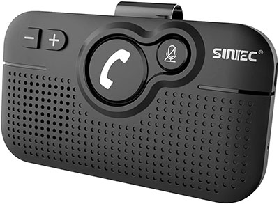 SUNITEC Hands Free Bluetooth for Cell Phone Car