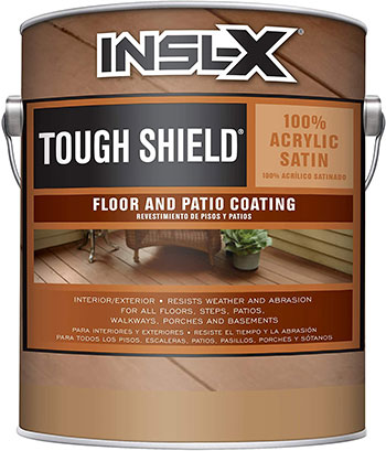 INSL-X TS331009A-01 Patio Coating Paint