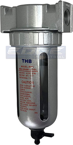 THB Particulate Filter Water Trap Separator
