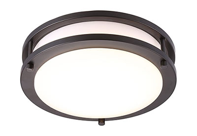 Cloudy Bay LED Flush Mount Ceiling Light