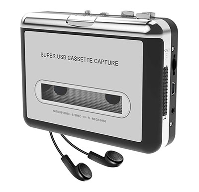 Digitnow Cassette Tape to MP3 Converter