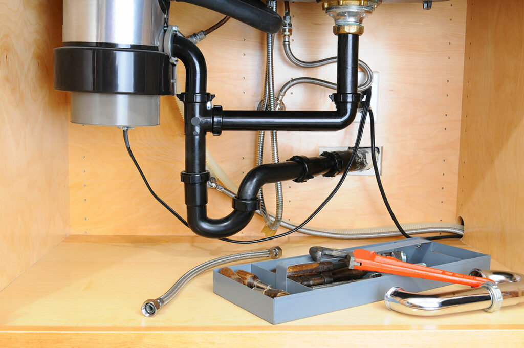 How To Plumb A Double Kitchen Sink With Disposal And Dishwasher Life Rejoice