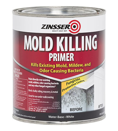 Rust-Zinsser Oleum Mold Killing Primer
