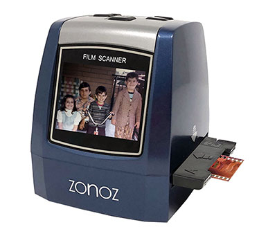 ZONOZ FS-3 22MP All-in-1 Film and Slide Converter Scanner