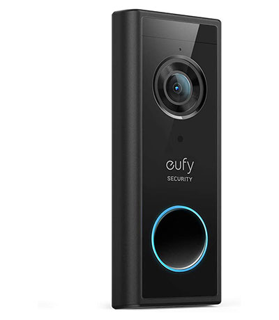 eufy Security Video Doorbell with 2K Resolution
